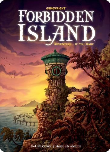 Forbidden Island - image by BGG user keebie